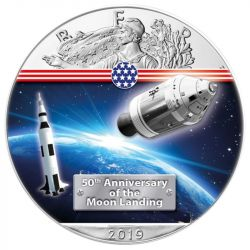 1$ Apollo 11 - Amerykański Orzeł