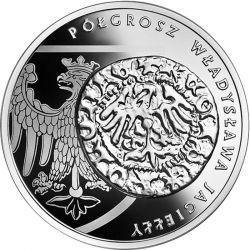 20 zł Półgrosz Władysława Jagiełły - Historia Monety Polskiej
