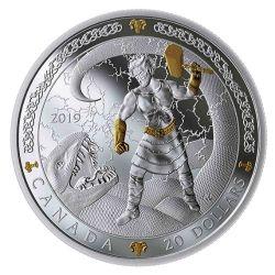 20$ Thor - Bogowie Nordyccy