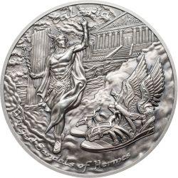10$ Talaria, Uskrzydlone Sandały Hermesa - Mitologia