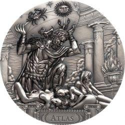 20$ Atlas i Hesperydy - Tytani