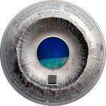 20$ Crater Chicxulub, Yucatan