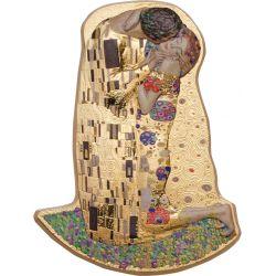 20$ Pocałunek, Gustav Klimt