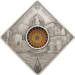 10$ Święty Grobowiec, Jerozolima - Święte Okna