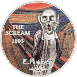 5$ Krzyk, Edward Munch - Sztuka Odrodzona