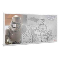 1$ Stormtrooper, The Force Awakens - Star Wars, Coin Note