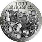 1000 Franków Kaplica Czaszek