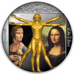 2$ Geniusz Renesansu, Leonardo da Vinci