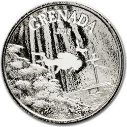 2$ Raj dla Nurków, Grenada - EC8