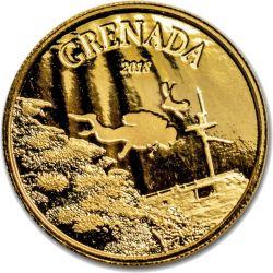 10$ Diving Paradise, Grenada - EC8