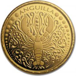 10$ Lobster, Anguilla - EC8