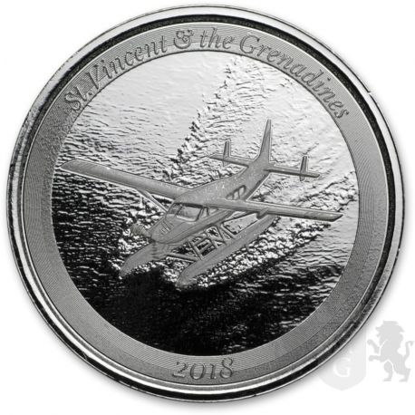 2$ Hydroplan, St Vincent i Grenadyny - EC8