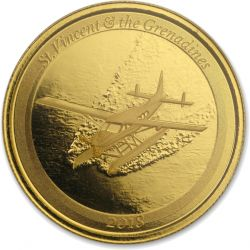 10$ Hydroplan, St Vincent i Grenadyny - EC8