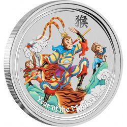 1$ Król Małp - Rok Małpy