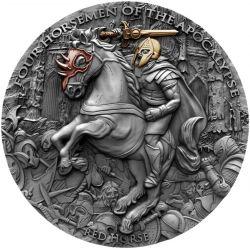 5$ Czerwony Koń - Czterej Jeźdźcy Apokalipsy