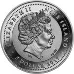 5$ Maska Wenecka