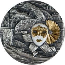 5$ Venetian Mask