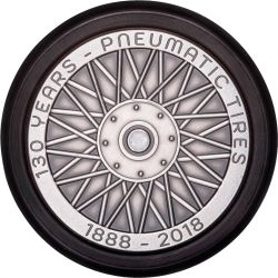 5$ Pneumatic Tire - 130. Anniversary