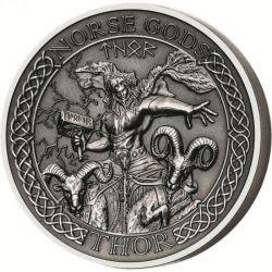 10$ Thor - Nordyccy Bogowie