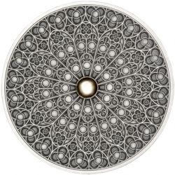 10$ Ghotic, Mandala Art