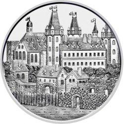 1,5 Euro Wiener Neustadt - 825 Rocznica Mennicy Austriackiej