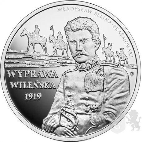 10 zł Wyprawa Wileńska