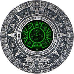2$ Kalendarz Azteków