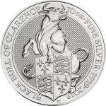 10£ Czarny Byk - Bestie Królowej