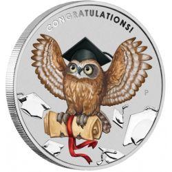 1$ Gratulacje z Okazji Ukończenia Szkoły