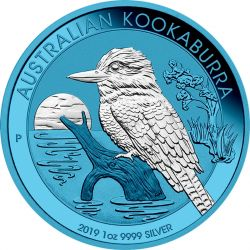 1$ Kookaburra Space Blue