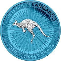 1$ Kangur Space Blue