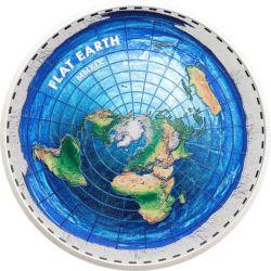 10$ Płaska Ziemia - Wielkie Spiski