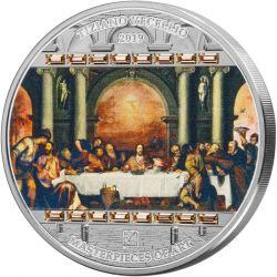 20$ Ostatnia Wieczerza, Tycjan - Masterpieces of Art