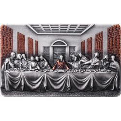 2000 Francs The Last Supper