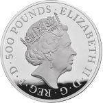 500£ Britannia