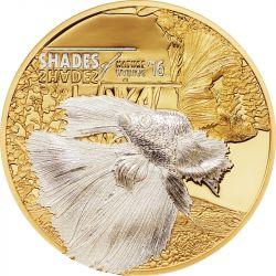 5$ Bojownik Wspaniały, Ryba - Odcienie Natury