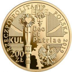 200 zł KUL - 100-lecie Katolickiego Uniwersytetu Lubelskiego