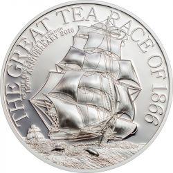 2$ The Great Tea Race