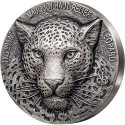 10000 Francs Leopard - Wielka Piątka
