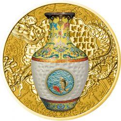 100$ Waza dynastii Qing - Technologia, która zmieniła świat