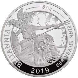 10£ Britannia
