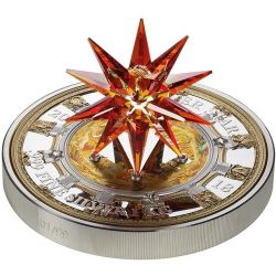 100$ Moravian Star, St. Isaac's Cathedral - Crystal Giant