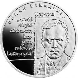10 zł Roman Rybarski - Wielcy Polscy Ekonomiści