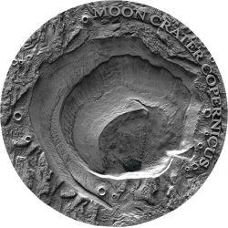 1$ Krater Copernicus - Kratery Meteorytów