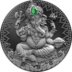 2000 Francs Ganesha - World Cultures
