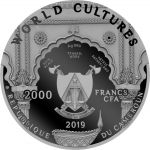 2000 Francs Ganesha - Kultury Świata