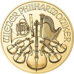 25 Euro Wiedeński Filharmonik