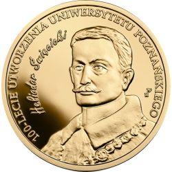 200 zł Uniwersytet Poznański - 100-lecie Utworzenia