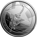 500 Francs Gepard 1 oz Ag 999 2019