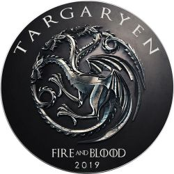 1$ Game of Thrones - Fire and Blood, Targaryen